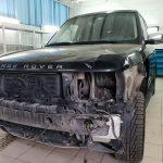 ЗАМЕНА ЦЕПИ ГРМ Land Rover Range Rover и Jaguar