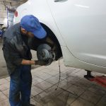 Восстановление легкового авто